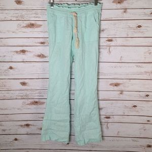 Roxy Small Linen Beach Pants